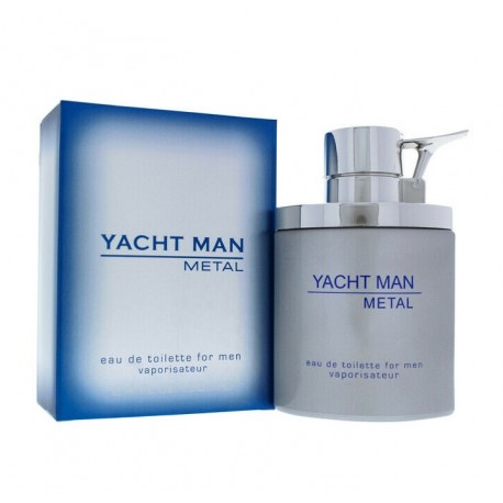 YACHT MAN METAL EDT 100 ML