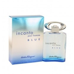 SALVATORE FERRAGAMO INCANTO POUR HOMME BLUE EDT 100 ML