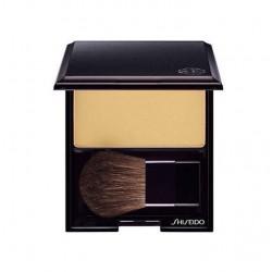 SHISEIDO LUMINIZING SATIN FACE COLOR SOFT BEAM GOLD BE206 6.5GR