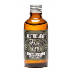 APOTHECARY 87 THE UNSCENTED RECIPE BEARD ACEITE CUIDADO BARBA SIN PERFUME 50ML