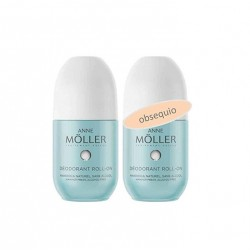 ANNE MOLLER DEO ROLL ON 75 ML x 2 SET REGALO