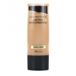 MAX FACTOR LASTING PERFORMANCE FOUNDATION TOFFEE 35 ML