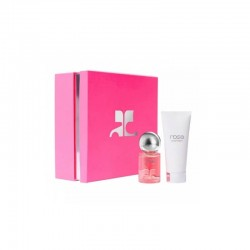 COURREGES ROSE DE COURREGES EDP 50 ML + BODY LOTION