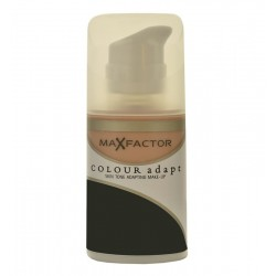 MAX FACTOR COLOUR ADAPT FOUNDATION 045 WARM ALMOND 34 ML