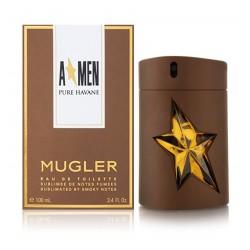 comprar perfumes online hombre THIERRY MUGLER A MEN PURE HAVANE EDT 100 ML VP.