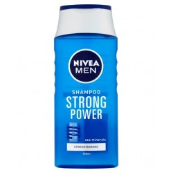 NIVEA MEN SHAMPOO STRONG POWER 250 ML