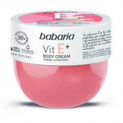 BABARIA BODY CREAM VITAMINA E 400 ML