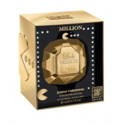 comprar perfumes online PACO RABANNE LADY MILLION PACMAN EDITION EDP 80 ML mujer