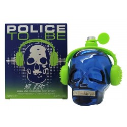 comprar perfumes online hombre POLICE TO BE MEN MR BEAT EDT 125 ML