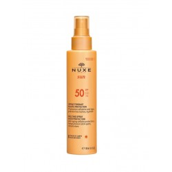 NUXE SUN SPRAY FONDANT PROTECTION SPF50 150 ML