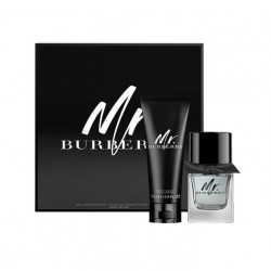 BURBERRY MR. BURBERRY EDT 50 ML + S/GEL 75 ML SET REGALO