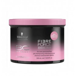 BONACURE FIBREFORCE BONDING CREMA REPARADORA 500ML