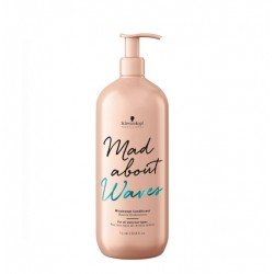 SCHWARZKOPF MAD ABOUT WAVES WIND ACONDICIONADOR 1000ML