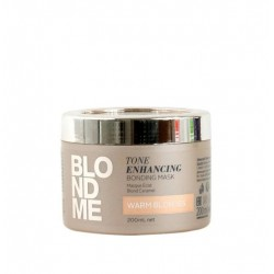 SCHWARZKOPF ME ENCHANCING COOL BLONDES MASCARILLA CABELLOS RUBIOS CALIDOS 200ML