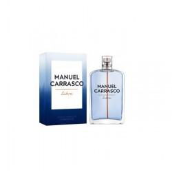 MANUEL CARRASCO LIBRE EDT 100 ML VAPO