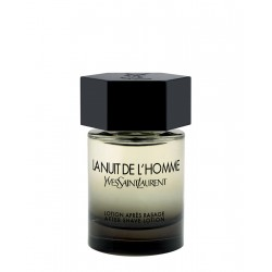 YSL LA NUIT DE L´HOMME AFTER SHAVE LOTION 100 ML