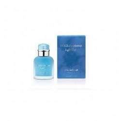 DOLCE & GABBANA LIGHT BLUE POUR HOMME EAU INTENSE EAU DE PARFUM 50 ML