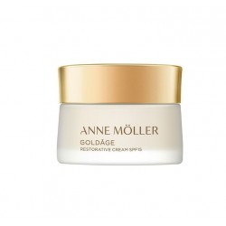 ANNE MOLLER GOLDAGE RESTORATIVE CREAM SPF 15 50 ML