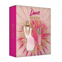 SHAKIRA DANCE EDT 50 ML VAPORIZADOR + LIP GLOSS