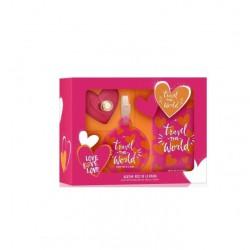 AGATHA RUIZ DE LA PRADA LOVE LOVE LOVE EDT VAPO 50ML + 2 REGALOS