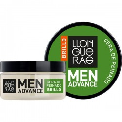 LLONGUERAS MEN ADVANCE CERA BRILLO 85 ML