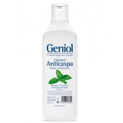 GENIOL CHAMPÚ ANTICASPA 750ML