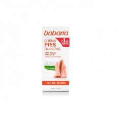 BABARIA CREMA PIES ANTI-DUREZAS 50ML