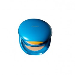 SHISEIDO UV PROTECTIVE SPF 30 COMPACT FOUNDATION COLOR 50 MEDIUM IVORY 12 G.
