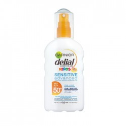GARNIER DELIAL NIÑOS SPRAY SENSITIVE ADVANCED FPS50+ 200 ML