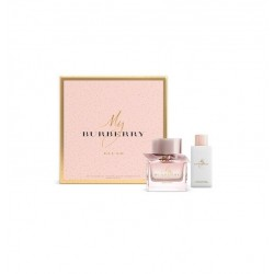 BURBERRY MY BURBERRY BLUSH EDP 50 ML +B/L 75 ML SET REGALO
