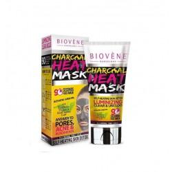 BIOVENE CHARCOAL HEAT MASK 125 ML