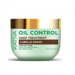 KATIVA OIL CONTROL DEEP TREATMENT 250ML