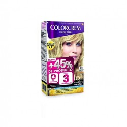 COLORCREM COLOR & BRILLO TINTE CAPILAR +45% DE PRODUCTO 900 RUBIO EXTRA CLARO NATURAL