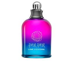 comprar perfumes online CACHAREL AMOR LOVE FESTIVAL EDT 100 ML VP. mujer