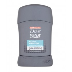 DOVE MEN DESODORANTE CLEAN COMFORT STICK 50 ML