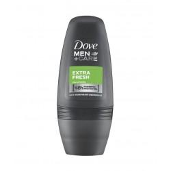 DOVE EXTRA FRESH MEN+CARE DESODORANTE ROLL ON 50ML