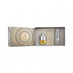 comprar perfumes online hombre AZZARO WANTED EDT 100 ML + DEODORANTE VAPO 150 ML SET REGALO