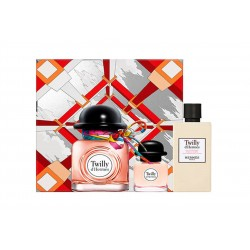 comprar perfumes online HERMES TWILLY EDP 85 ML VAPO + BODY LOCION 80ML + MINI 7.5 ML SET REGALO mujer