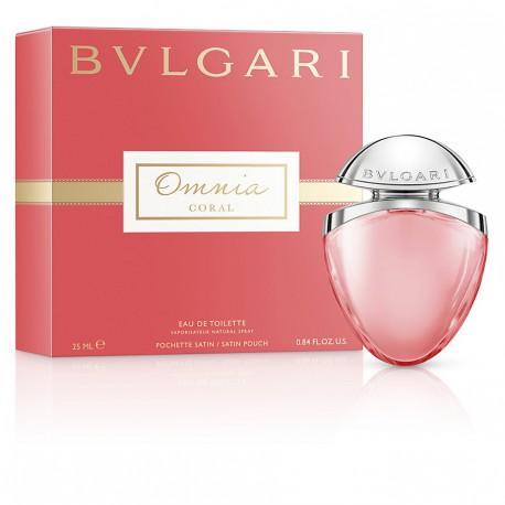 comprar perfumes online BVLGARI OMNIA CORAL EDT 25 ML mujer