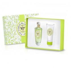 comprar perfumes online VICTORIO & LUCCHINO CAPRICHO FLORAL IDILIO DE MAGNOLIA EDT 100 ML VP + B/L 100 ML SET mujer