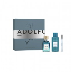 comprar perfumes online hombre ADOLFO DOMINGUEZ AGUA FRESCA CITRUS CEDRO EDT 120 ML + MINI 10 ML + DEO 150 ML SET REGALO