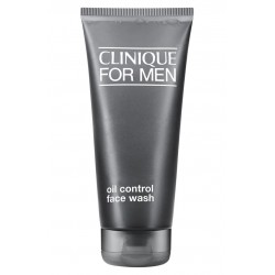 Comprar productos de hombre CLINIQUE MEN OIL CONTROL FACE WASH 200 ML danaperfumerias.com