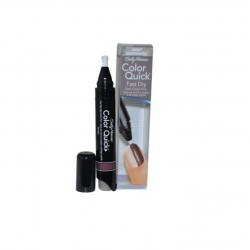 SALLY HANSEN COLOR QUICK NAIL COLOR PEN SECADO RAPIDO 22 SMOKE FUMEE 4 ML