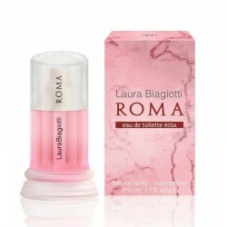 comprar perfumes online LAURA BIAGIOTTI ROMA ROSA EDT 50 ML mujer