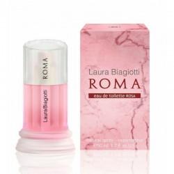 comprar perfumes online LAURA BIAGIOTTI ROMA ROSA EDT 50 ML mujer