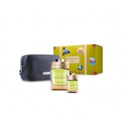 comprar perfumes online hombre BVLGARI MAN WOOD NEROLI EDP 100 ML + MINIATURA 15 ML + NECESER SET REGALO