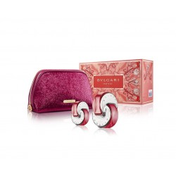 comprar perfumes online BVLGARI OMNIA CORAL EDT 65 ML + MINIATURA 15 ML + NECESER SET REGALO mujer