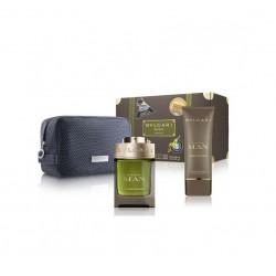 comprar perfumes online hombre BVLGARI MAN WOOD ESSENCE EDP 100 ML + AFTER SHAVE BALM 100 ML + NECESER SET REGALO