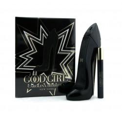 comprar perfumes online CAROLINA HERRERA CH GOOD GIRL EDP 80 ML + MINI 10 ML SET REGALO mujer