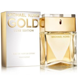 comprar perfumes online MICHAEL KORS GOLD LUXE EDITION EDP 100 ML mujer